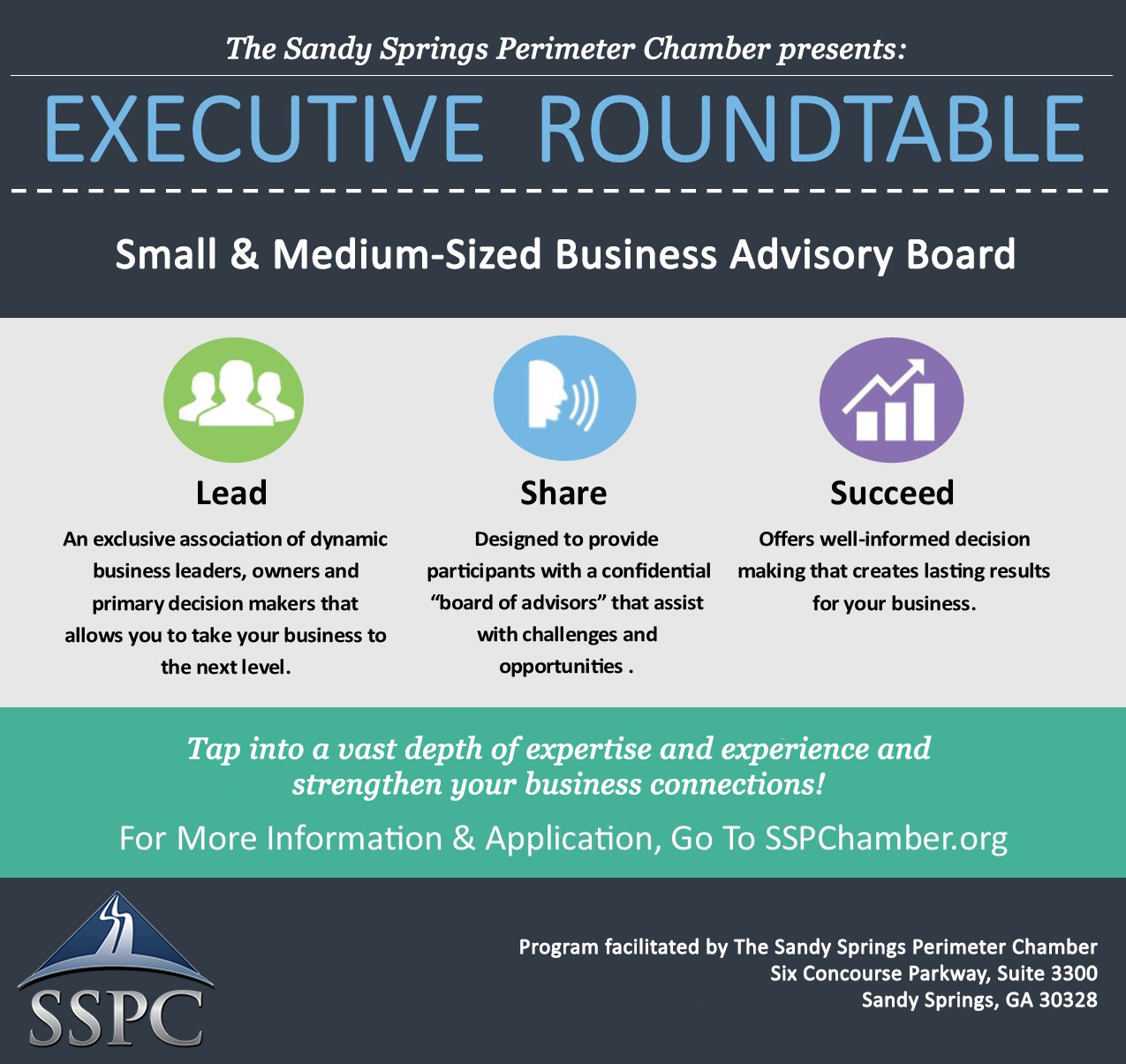 2017 Executive Roundtable Graphic