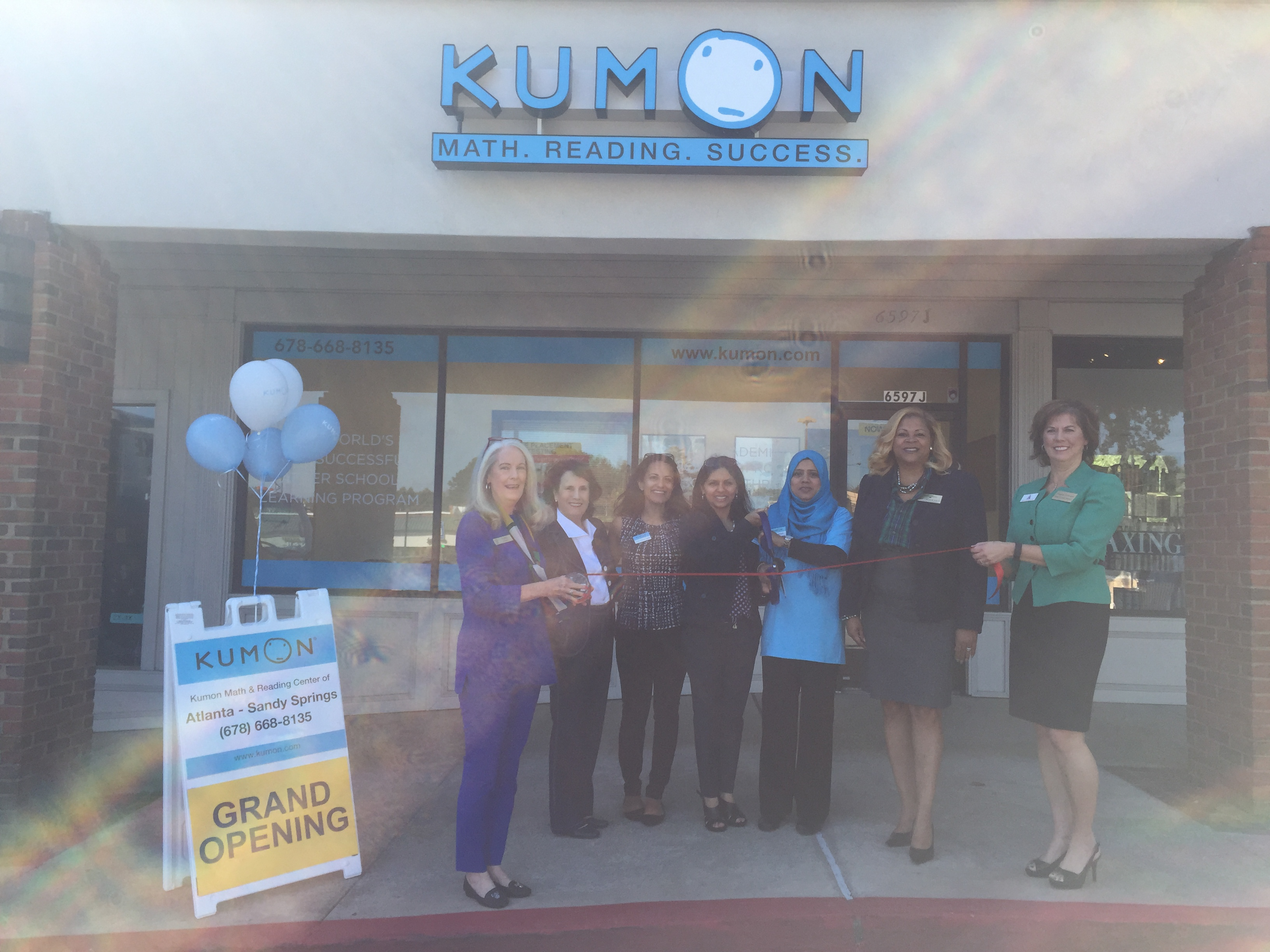 Kumon Math and Reading Center of Atlanta-Sandy Springs